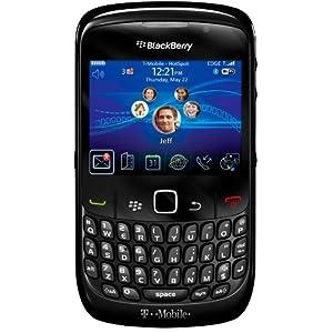 BlackBerry Curve 8520 (Black)