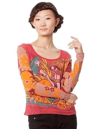 Custo Camiseta Pylor (Multicolor)