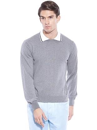 Hackett Jersey Clásico (gris)