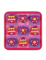 Stephen Joseph toys Castle Magnetic Tic Tac Toe Set