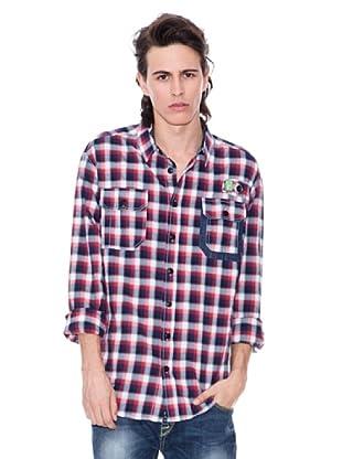 Gio Goi Camisa Shadwin (Rojo)