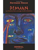 Demian (Romantraduko En Esperanto)