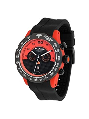 Bultaco H1PO48CSO1 - Reloj Unisex Negro