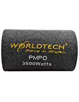 Worldtech WT-8001BST Car Bass Tube with 8 inch woofer & amplifier