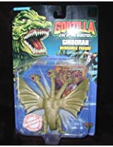 Great Gift Idea !!! Godzilla King of the Monsters - Ghidorah 5 Bendable Action Figure - NEW!