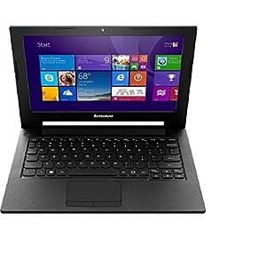 Lenovo S20-30 59436662 11.6-inch Laptop (Celeron N2840/2GB/500GB/Windows 8.1/Intel HD Graphics/with Laptop Bag), Black