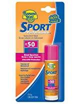 Banana Boat Sport Performance Stick Spf 50, 0.55-Ounce (Pack of 4)