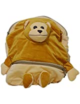 Rahejacraft Monkey Plush Backpack, Brown