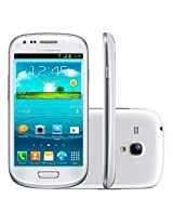 Samsung Galaxy S3 Mini GT-I8200 Unlocked Cellphone, White