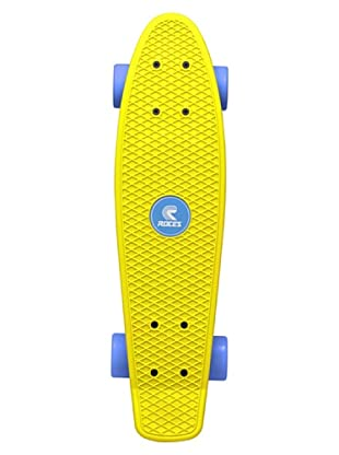 Roces Monopatín Minicruiser 1 (Amarillo / Azul)