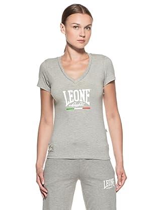 Leone 1947 Camiseta Sport V (Gris)