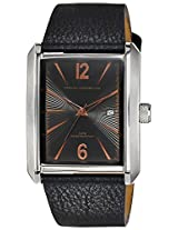 FCUK Analog Black Dial Men's Watch - FC1091BGGN
