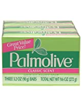Palmolive Bath Bar Soap 3.2 Ounce Bars 9 Count AD