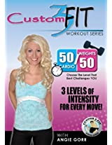 50/50 Cardio and Weights with Angie Gorr
