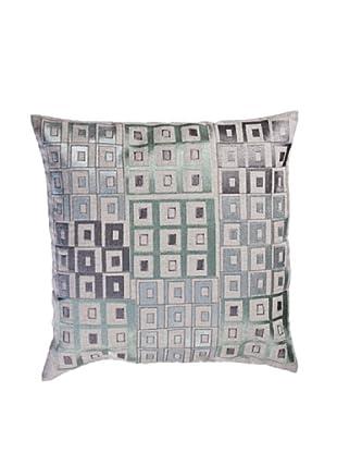 Sia Home Fashion Funda De Cojín Geométrico 40 x 40 cm