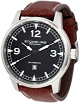 Stuhrling Original Sportsmans Analog Black Dial Men's Watch - 129XL.3315K1