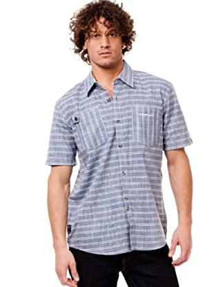 Billabong Camisa Helm (Azul)