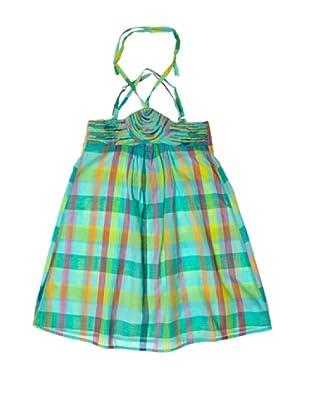 CKS Vestido Cuadros (Multicolor)