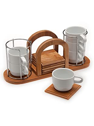 Tognana Set 6 Tazze Vaasa Daily Zen