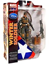Marvel Select Exclusive Action Figure Winter Soldier