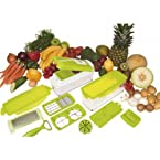Original Genius Nicer Dicer Plus Multi Vegetable Fruit Cutter Chopper
