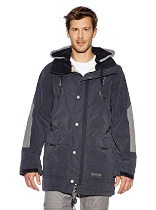 Burton Jacke Ra Faceshot (true black/jet pack)