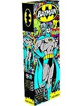 Aquarius Batman Retro Slim Puzzle (1000 Piece)