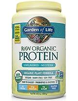Garden of Life RAW Organic Protein, 622g Powder