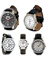 Reebok Combo of 5 Analog Men Watch Xyz123