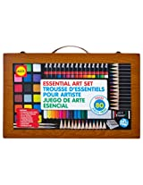 ALEX Toys Artist Studio Portable Essential Art Supplies Set