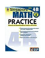 CARSON DELLOSA SINGAPORE MATH LEVEL 4B GR 5 (Set of 6)