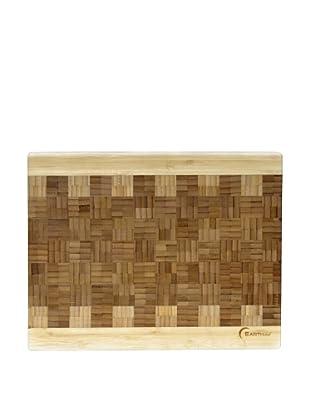 Berghoff Earthchef Medium Bamboo Chop Block, Brown