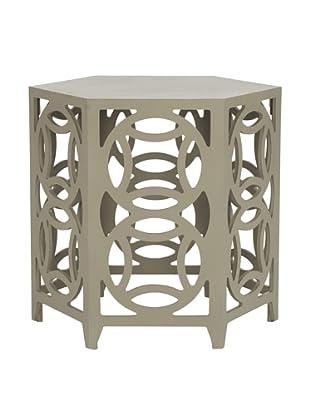 Safavieh Natanya Side Table, Pearl Taupe