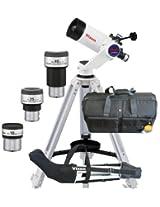 Vixen Optics 39955 VMC110L with Cases, Porta II Mount and 3 eyepieces (White)