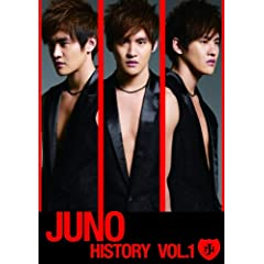 JUNO HISTORY VOL.1 [DVD]