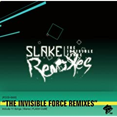 THE INVISIBLE FORCE REMIXES