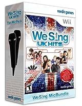 We Sing UK Hits Bundle (2 Mics)