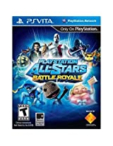 PS VITA AllStars Battle Royale
