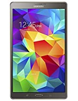 "Samsung Galaxy Tab S 8.4"" 16GB Titanium Bronze (Certified Refurbished)"
