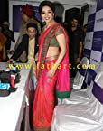 Madhuri Dixit Designer Bollywood Saree at SVA