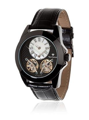 Yves Camani Reloj Balancier Automático Negro