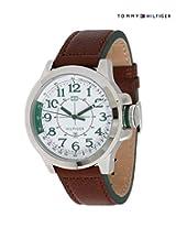 Tommy Hilfiger Analog White Dial Men's Watch - TH1790842J