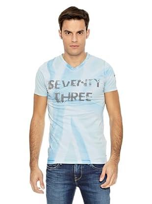 Pepe Jeans London Camiseta Bessie (Azul)
