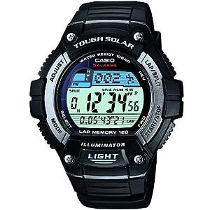 【クリックでお店のこの商品のページへ】[カシオ]CASIO 腕時計 スタンダード CASIO SOLAR POWER SYSTEM タフソーラー W-S220-1AJF メンズ