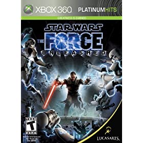 Star Wars: The Force Unleashed(A)