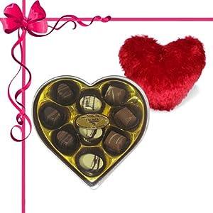 Belgium Chocolates - Heartfelt Chocolates with Lovely Box with Combo