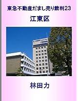Koto City (The Suit TOKYU Land Corporation Fraud)