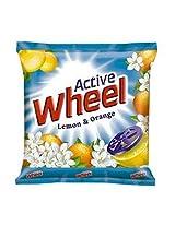 Wheel lemon & orange powder 1 kg