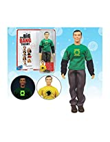 Big Bang Theory Sheldon Green Lantern/Hawkman 8-Inch Figure