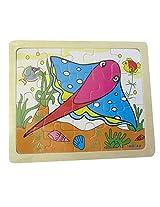 DCS Puzzle Fish